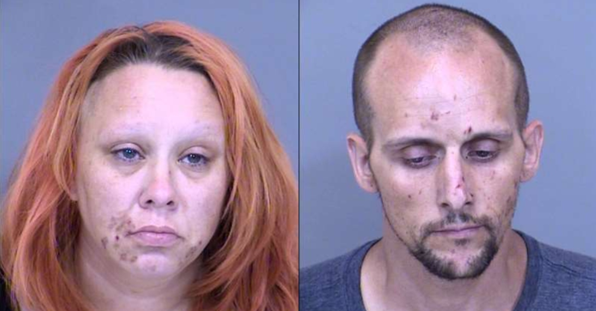 Criminal defendants Stormee Wagner, and Jason Wagner.