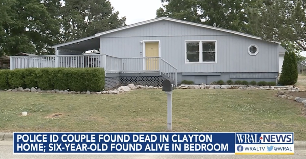 Jaime Bueno and Christina Bueno's home pictured after shocking murder-suicide