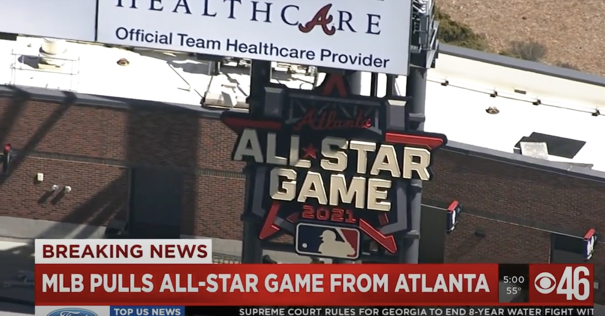 MLB responds to lawsuit over all-star game