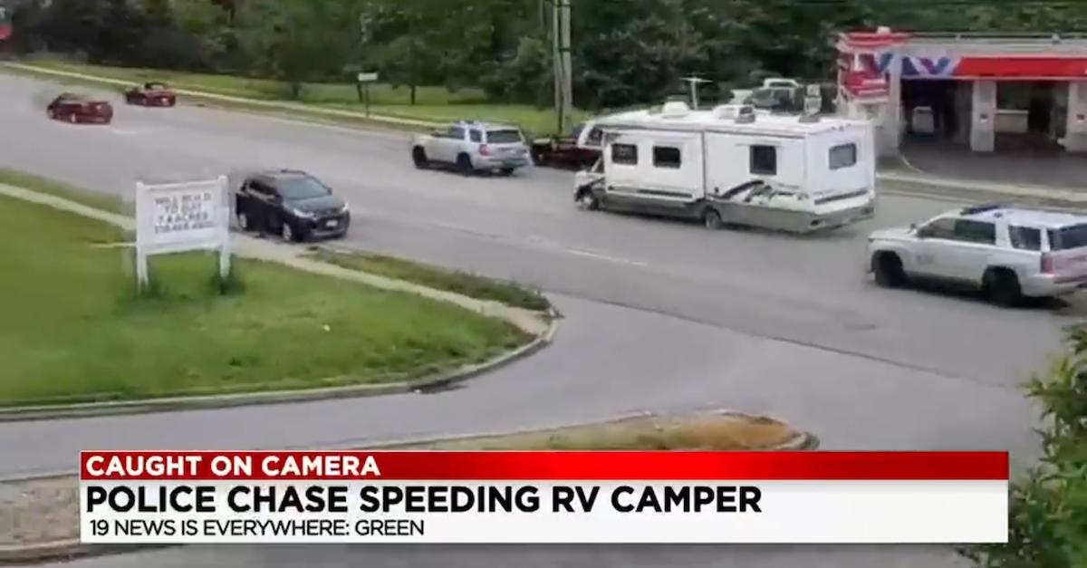 Randy H. Schiffbauer RV Recreational Vehicle Chase