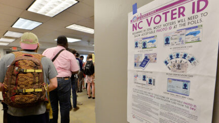 North Carolina Voters