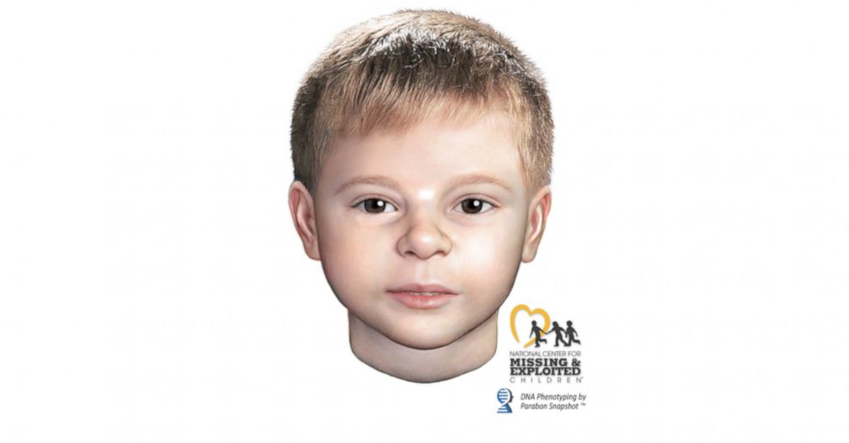 Stevie Crawford composite via DNA testing