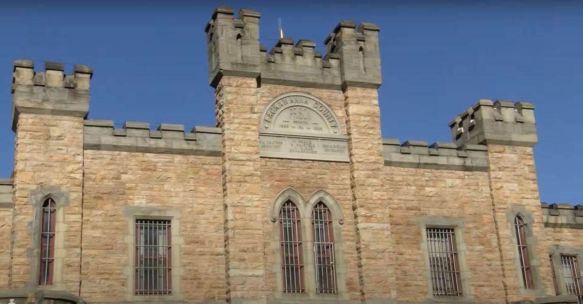 The Lackawanna County Prison