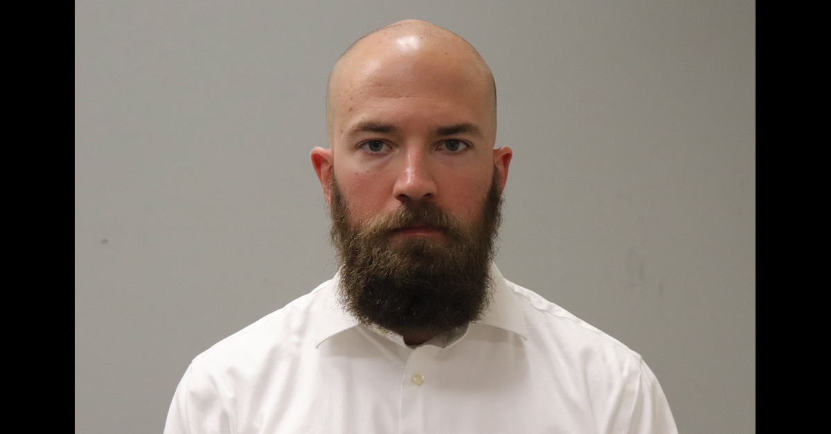 William Darby appears in a post-sentencing mugshot taken by the Madison County, Ala. Sheriff's Department.