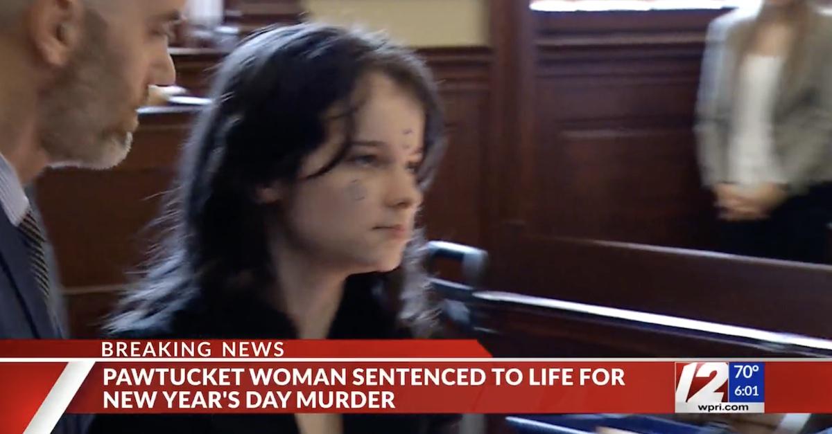 Shaylyn Moran in court