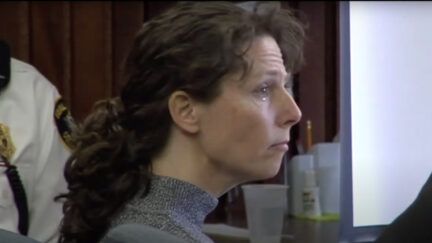Cara Rintala appears in court in 2016