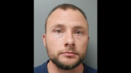 Jacob Brown appears in a mugshot taken by the Ouachita Parish, La. Sheriff's Office.