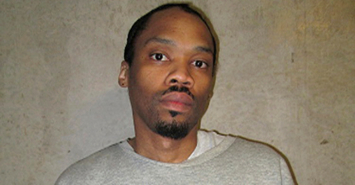 Julius Jones prison photo
