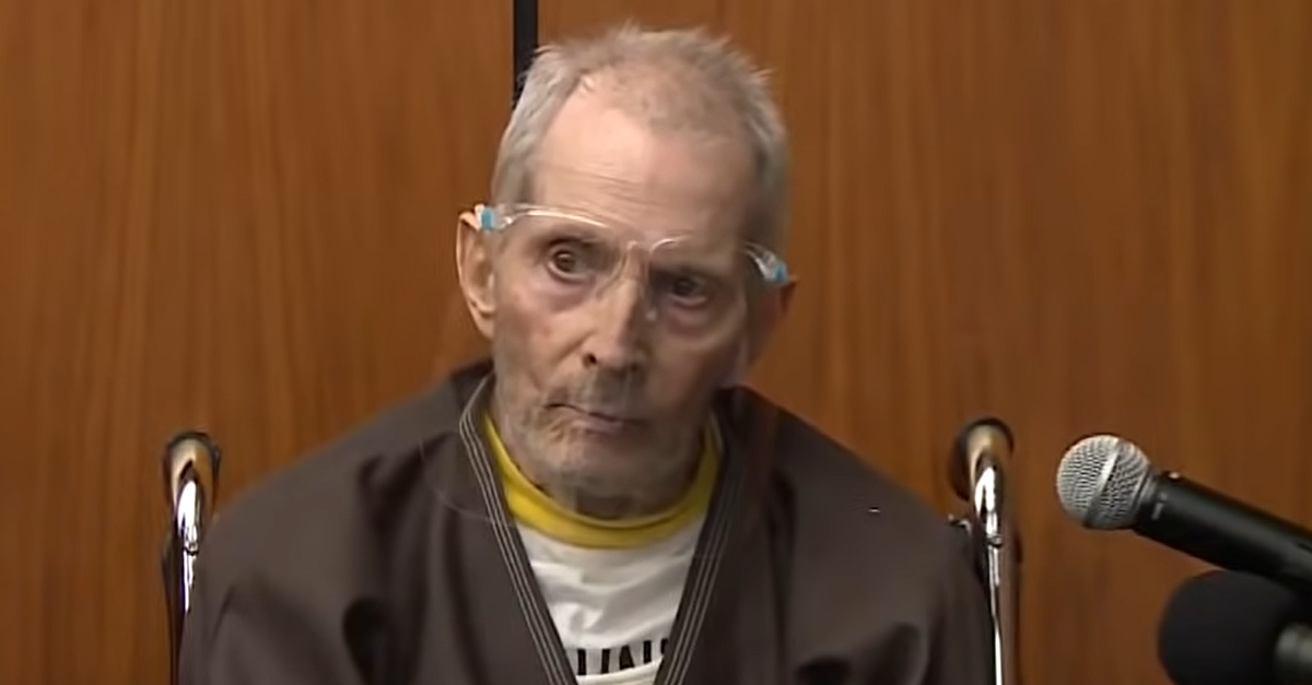 Robert Durst testifies