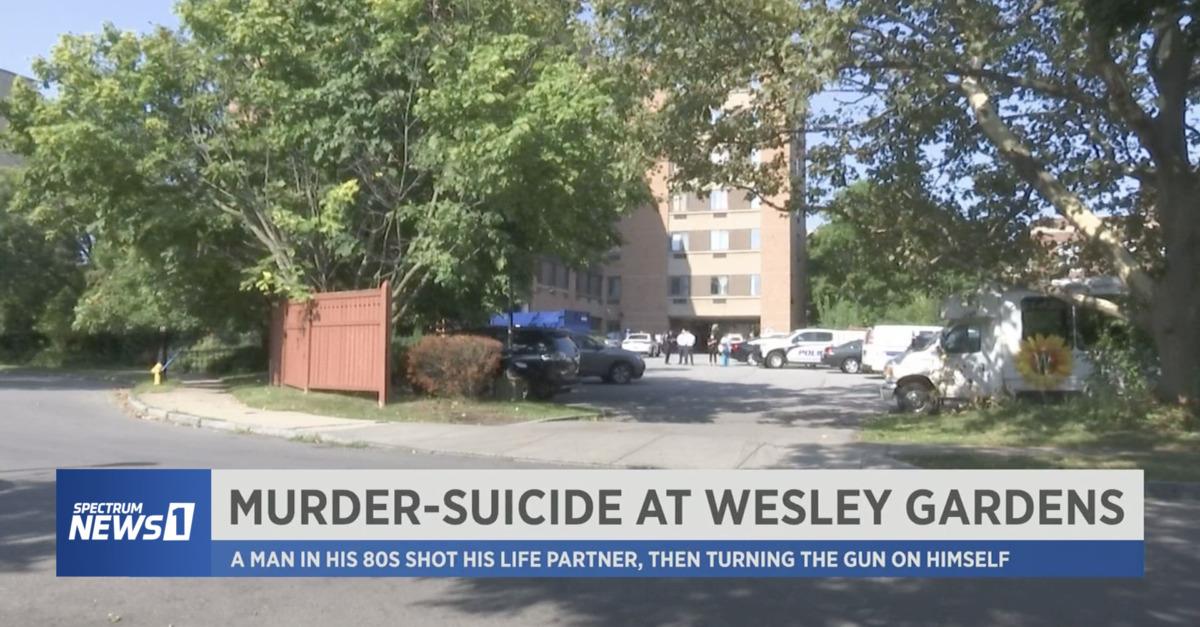 Wesley Gardens Nursing Home in Rochester, N.Y.