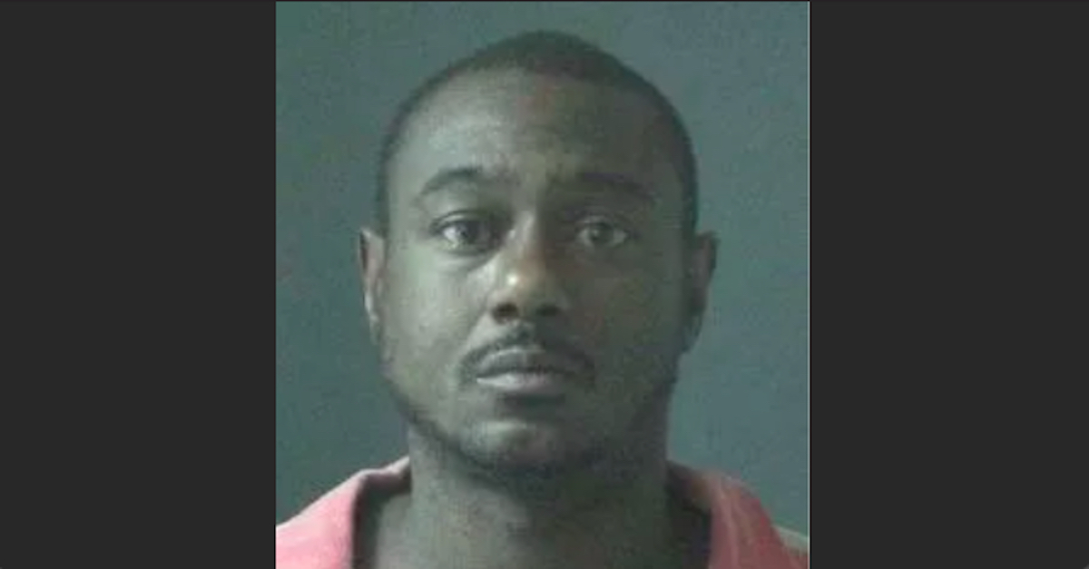 Anthony Anttwon Harris courtesy of the Atmore Police Department