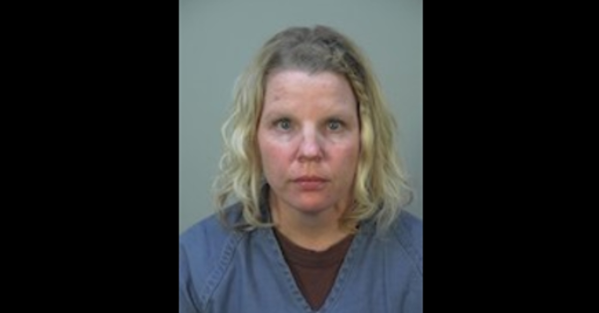 Jail photo of Kelly Harper