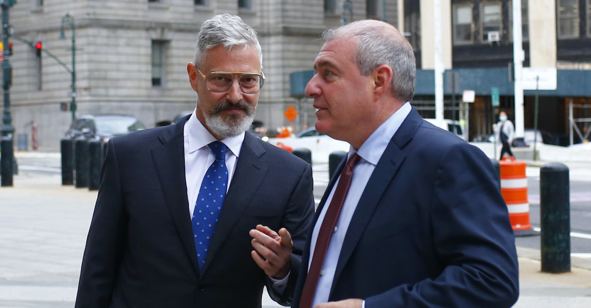 Jury Selection Begins In Giuliani Associates' Campaign Finance Trial