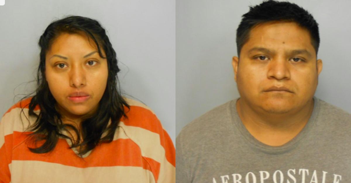 Nancy Martinez and Juan Martinez courtesy of the Hall County Sheriff's Office