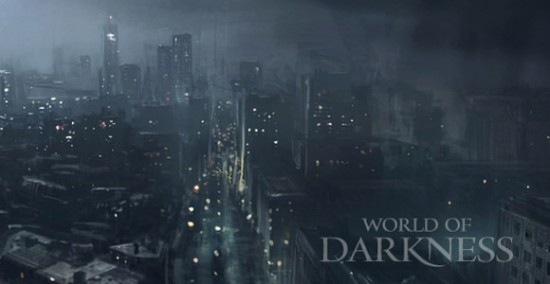 Vampire world of darkness