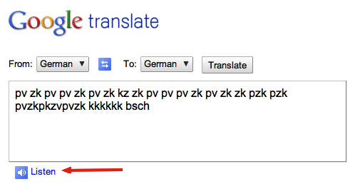 How To Make Google Translate Beatbox The Mary Sue