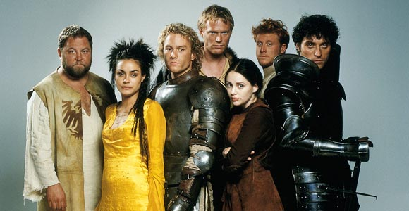 BSG's Ron Moore Is Developing A Knight's Tale Reboot For ABC | The Mary Sue