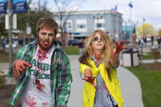 college zombies