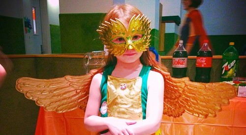 ickle hawkgirl