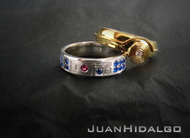 r2d2-and-c3po-rings