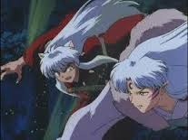 Try not being a total dick, Sesshomaru. Just try it and see how it feels. Or not. Dick.