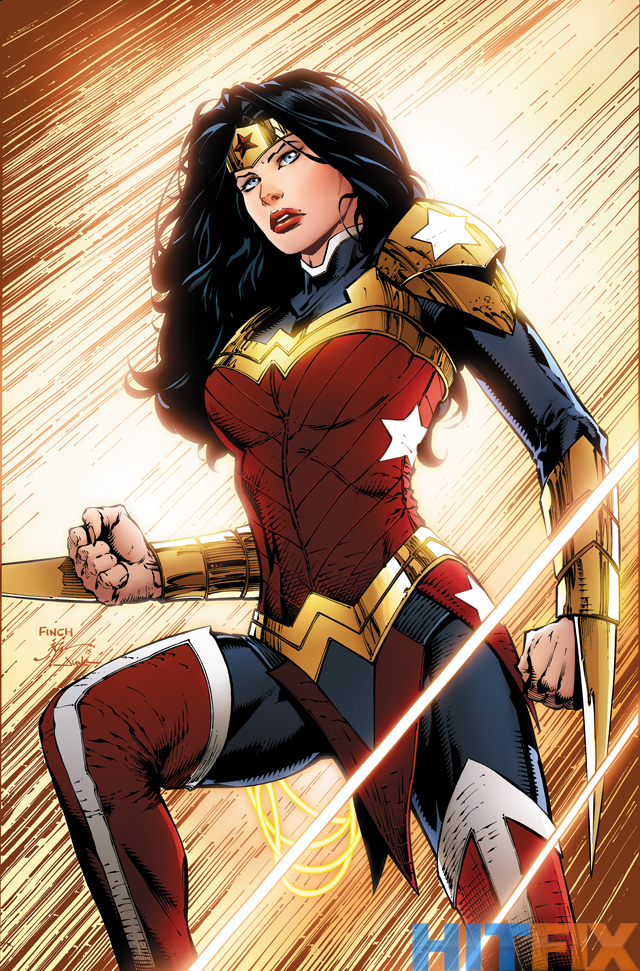 Wonder Woman Has A New Uniform Involving Sleeves And Pants The Mary Sue