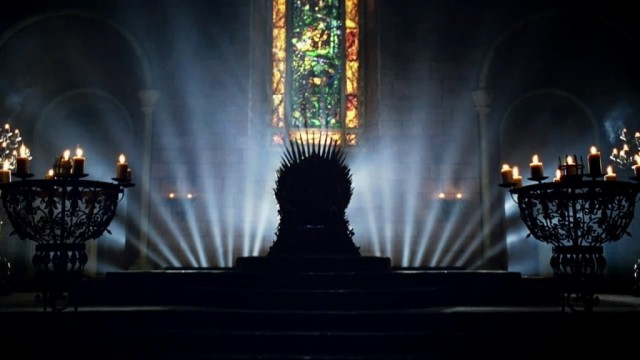 Iron Throne Dark