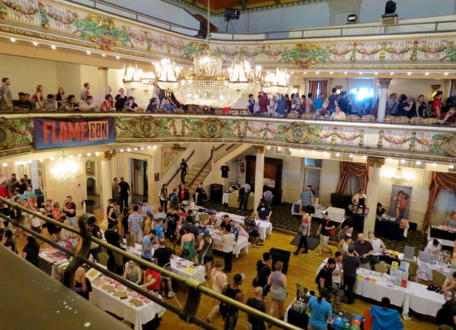 FlameCon2015