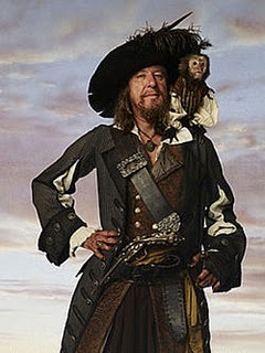 Captain Barbossa is disinclined to acquiesce to your request.