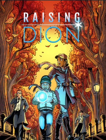 raising dion cover