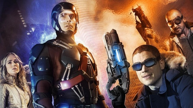 DC and The CW's Legends of Tomorrow
