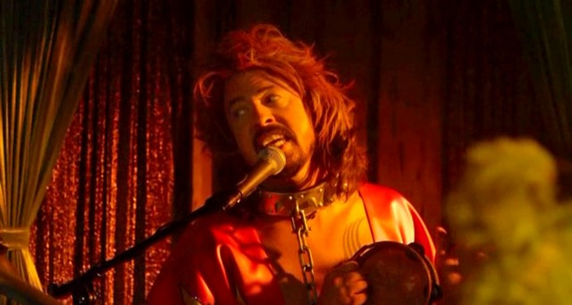 dave grohl in the muppets 2011