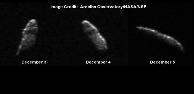 pickle asteroid