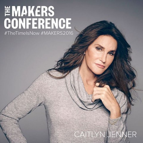 Caitlyn Jenner MAKERS 2