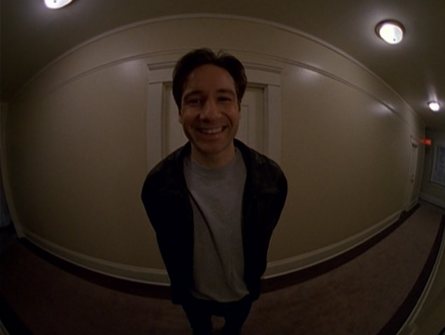 The 100% authentic face of Fox Mulder