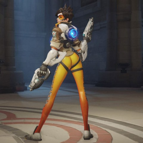 tracer victory pose