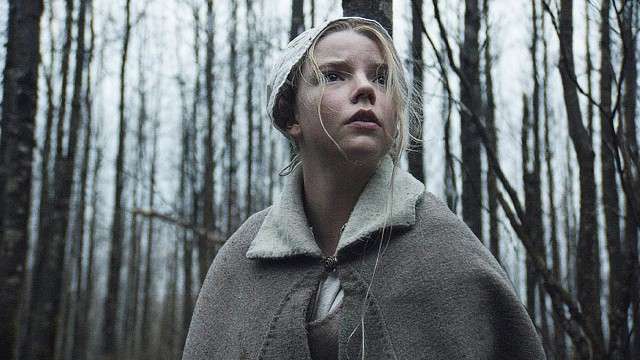 Thomasin from the movie The Witch