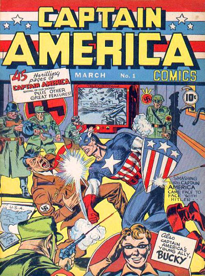 Captain-America-First-Comic