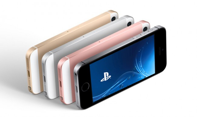 iphone playstation