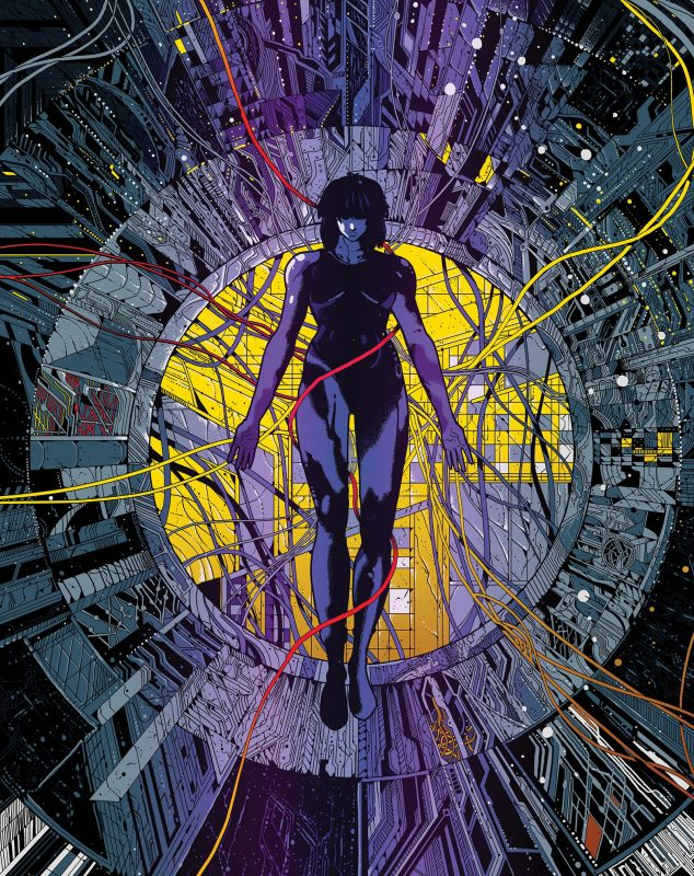 Ghost In The Shell Anime Returns To Theaters The Mary Sue