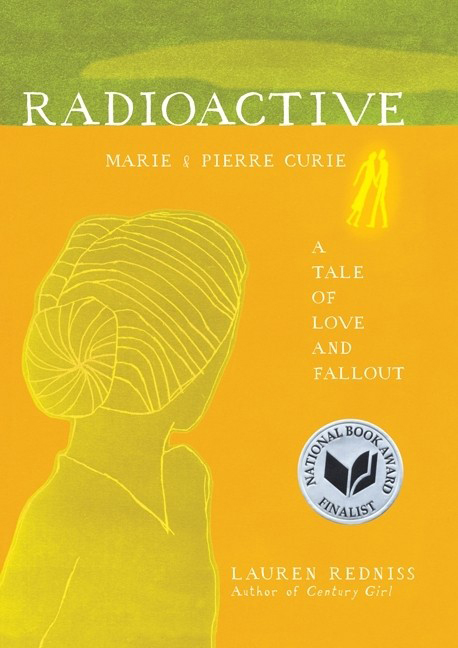 radioactive marie curie cover