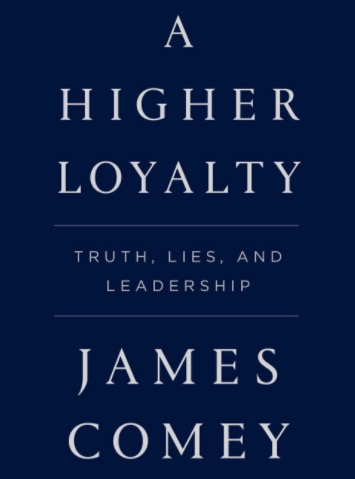 A Higher Loyalty cover
