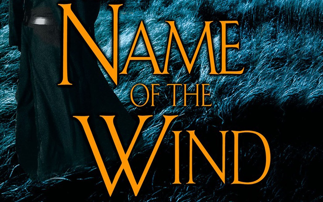 "Cover image for Patrick Rothfuss's ""Name of the Wind,"" first book in the Kingkiller Chronicles Image credit: DAW Books"