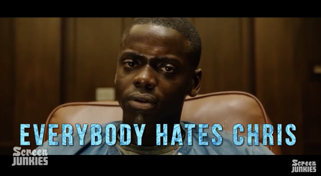 Honest Trailers-Get Out