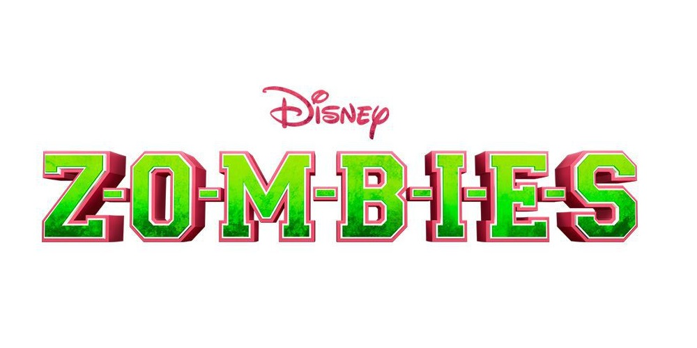 "Disney Channel logo for ""ZOMBIES"""