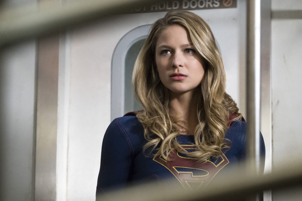 """image: Katie Yu/The CW Supergirl -- """"Both Sides Now"""" -- Pictured: Melissa Benoist as Kara/Supergirl -- © 2018 The CW Network, LLC. All Rights Reserved."""