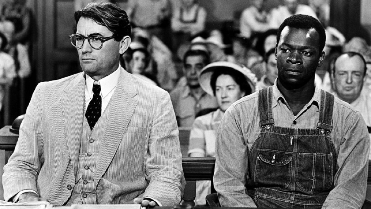 image: Universal Pictures 'To Kill a Mockingbird' Film Gregory Peck Brock Peters