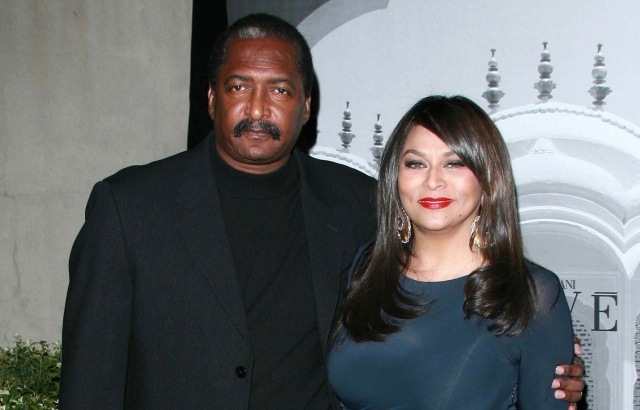 Mathew Knowles and Tina Knowles