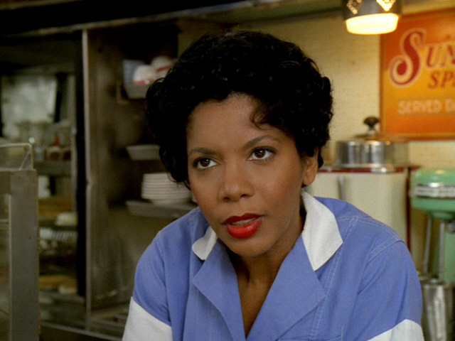 """Penny Johnson Jerald in """"Far Beyond the Stars"""" on Deep Space Nine"""