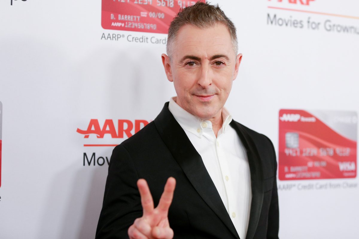 BEVERLY HILLS, CA - FEBRUARY 05: Alan Cumming attends AARP's 17th Annual Movies For Grownups Awards at the Beverly Wilshire Four Seasons Hotel on February 5, 2018 in Beverly Hills, California.